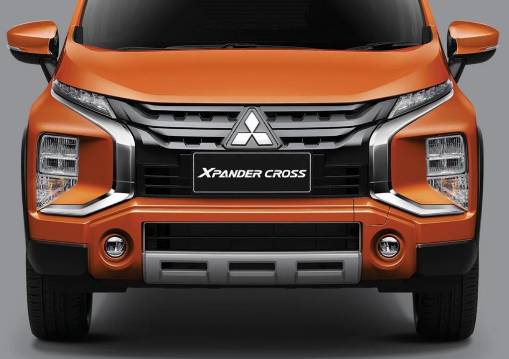 รีวิว Xpander cross 2021